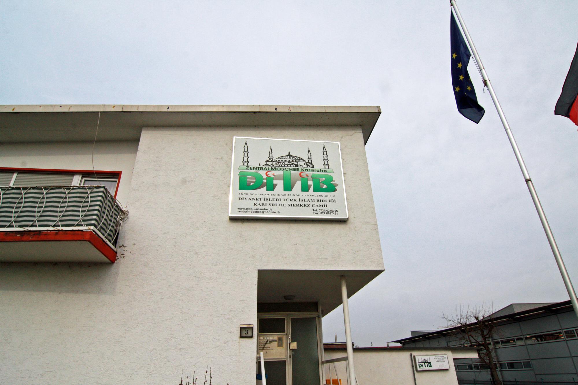 DITIB-Gemeinde Karlsruhe