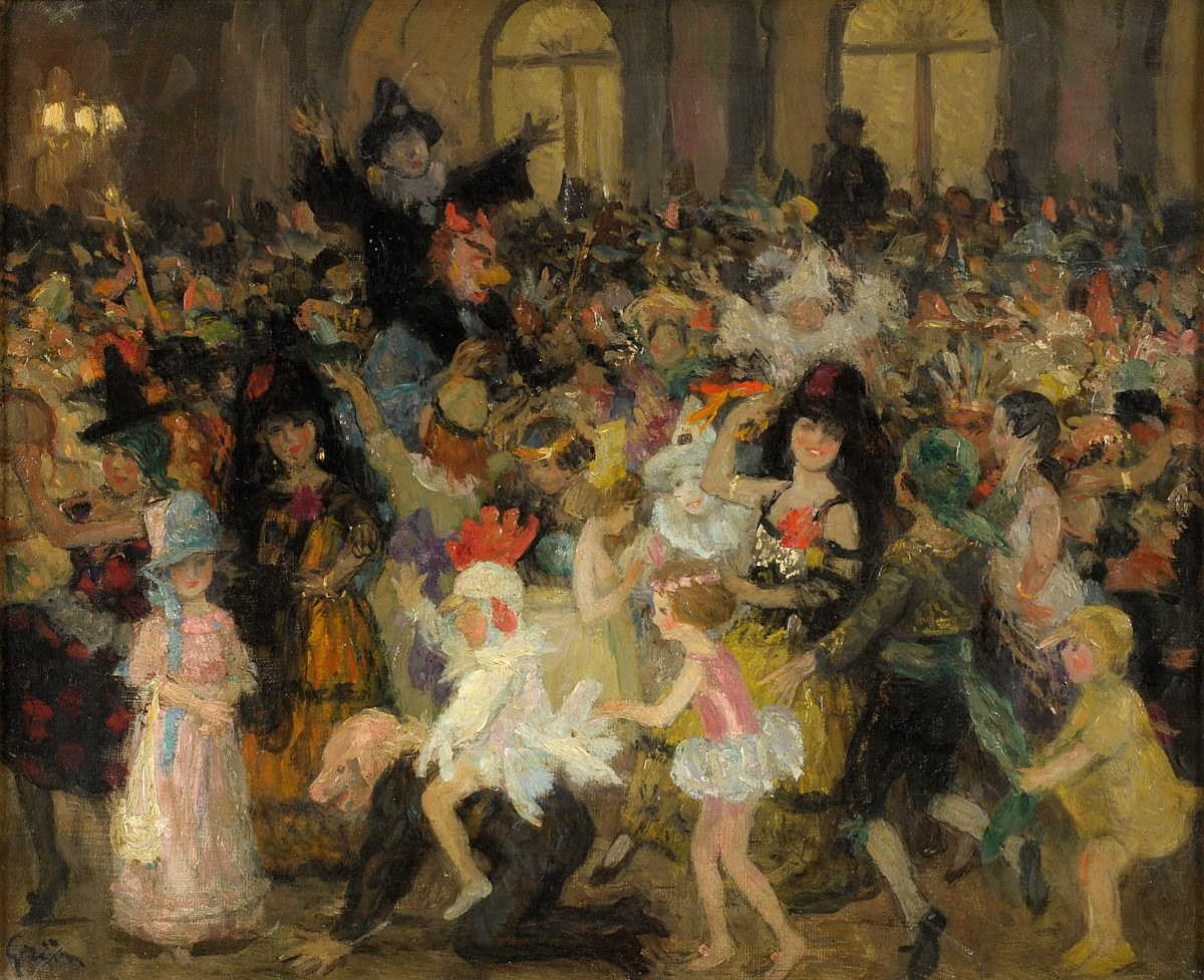 Masked_Ball_in_Paris(1934)_Jules_Alexandre_Grun